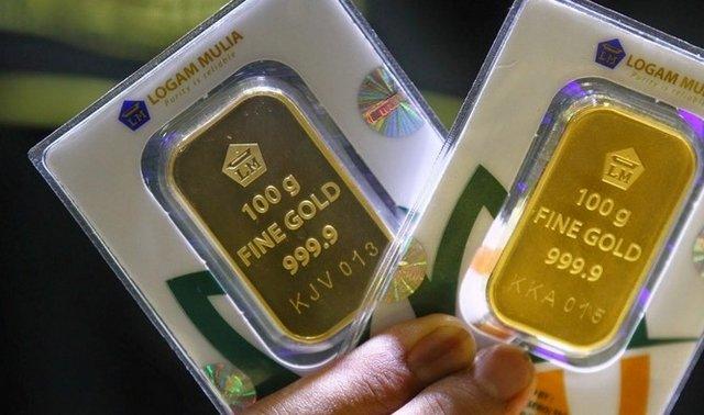 Menentukan Emas Antam Yang Dibeli