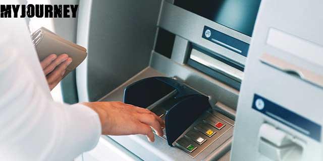 Bayar Indihome Lewat Mesin ATM