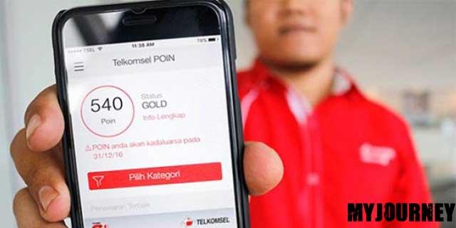 Cara Transfer Poin Telkomsel