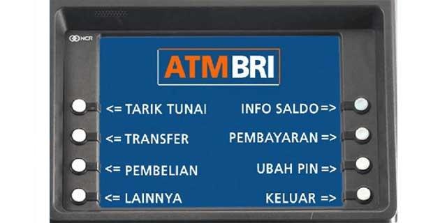Cara Transfer Uang Lewat ATM BRI Mudah dan Cepat