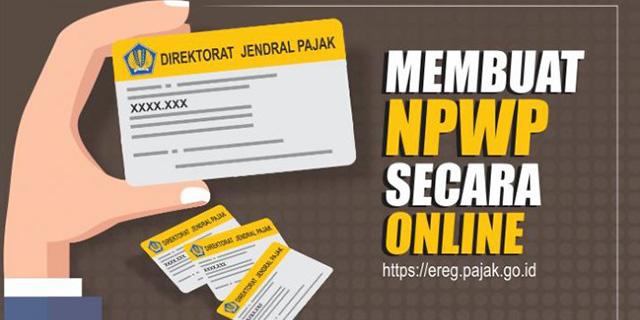 Syarat dan Cara Buat NPWP Secara Online yang Mudah