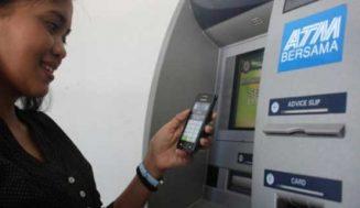 10 Cara Mengambil Uang Di ATM Bersama Terbaru 2019