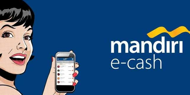 Cara Top Up E-cash Lewat Mandiri Online