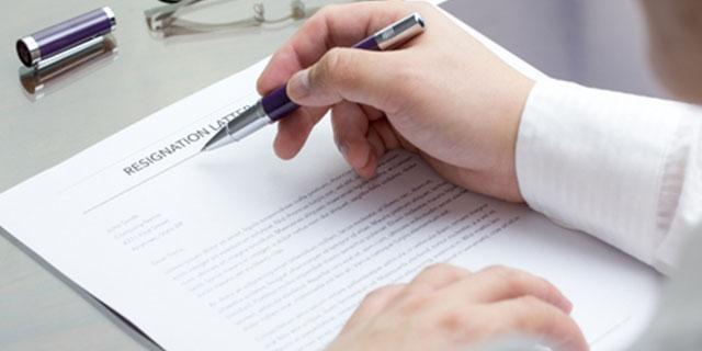 Cara Membuat Surat Pengunduran Diri Yang Benar