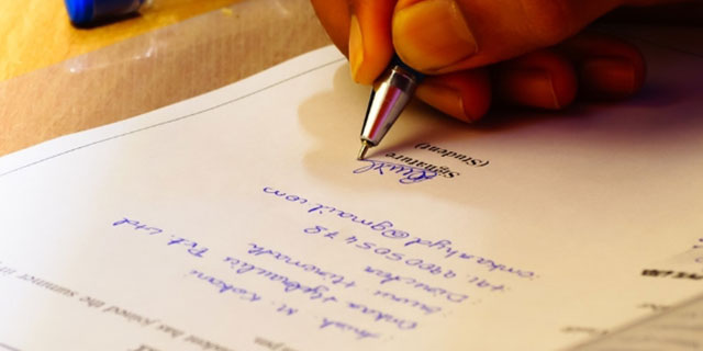 Fungsi Membuat Surat Pengunduran Diri