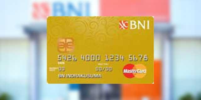 BNI MasterCard