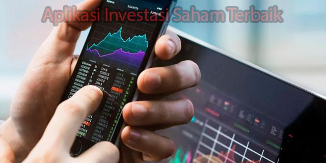 Aplikasi Investasi Saham Terbaik 1