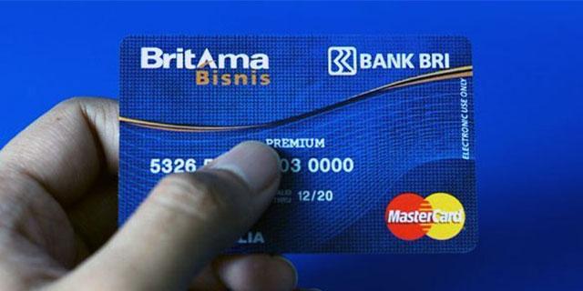 Kartu ATM BRI Britama Bisnis
