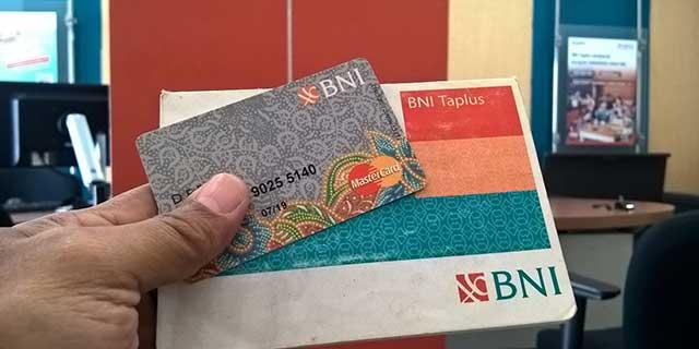 Limit Tarik Tunai ATM BNI Semua Kartu Per Hari