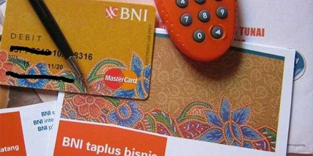 Limit Tarik Tunai ATM BNI