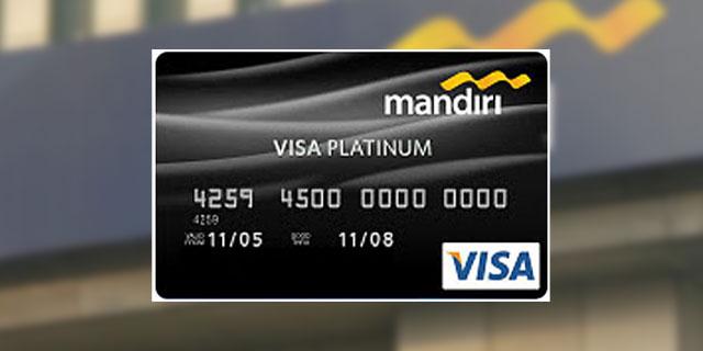 Mandiri ATM Platinum