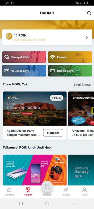 My Telkomsel Poin