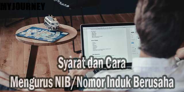 Cara Mengurus NIB
