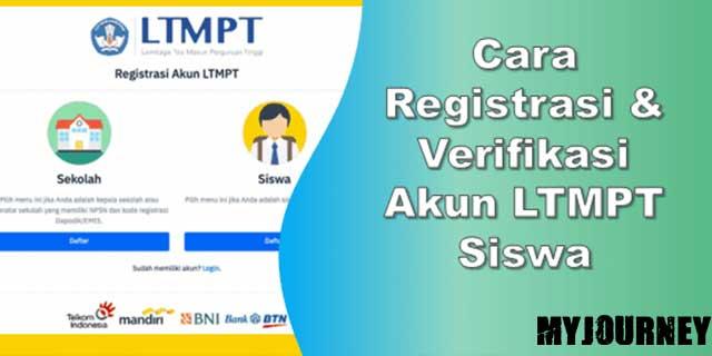 Cara Registrasi LTMPT Siswa