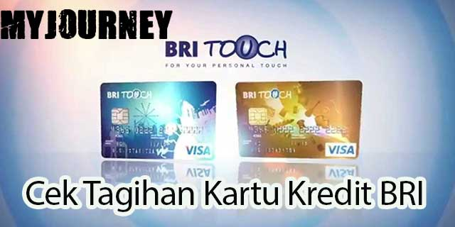 5 Cara Cek Tagihan Kartu Kredit Bri Terbaru 2021 Myjourney