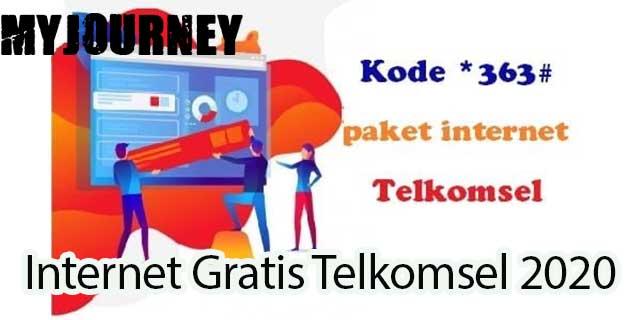Internet Gratis Telkomsel 2020