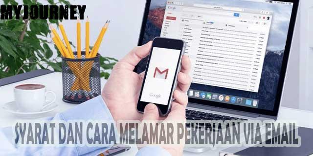 Cara Melamar Pekerjaan Via Email
