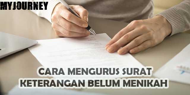 Cara Mengurus Surat Keterangan Belum Menikah