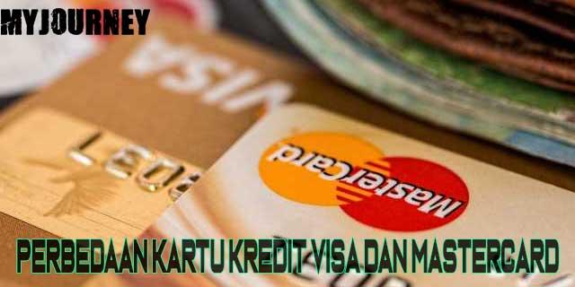 Perbedaan Kartu Kredit Visa dan MasterCard
