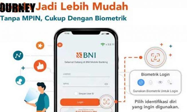 10 Cara Aktivasi Biometrik Bni Mobile Banking Terlengkap 2021 Myjourney