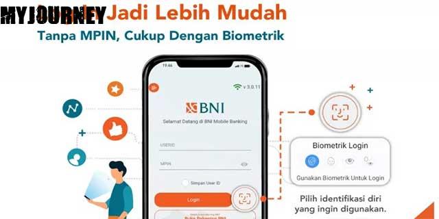 Cara Aktivasi Biometrik BNI Mobile Banking