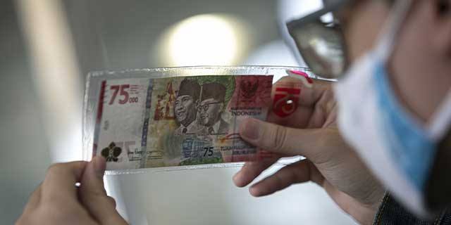 Syarat Penukaran Uang Baru Rp 75.000