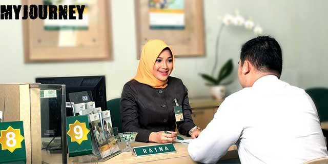 Buka Rekening Mandiri Syariah di Kantor Cabang