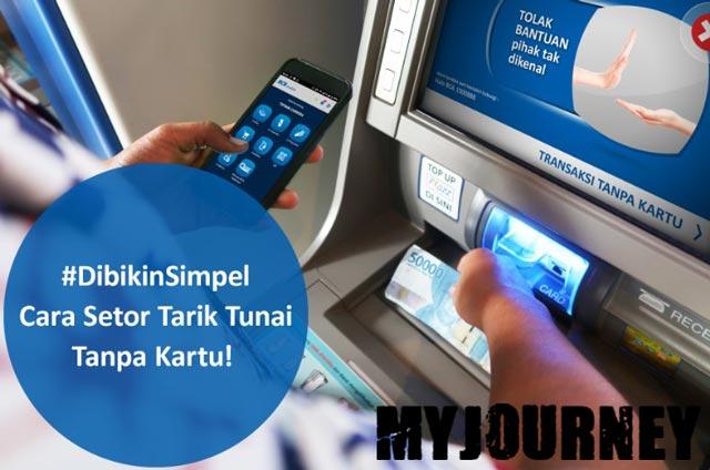 Cara Setor Tunai ATM BCA Pakai Kartu dan Tanpa Kartu