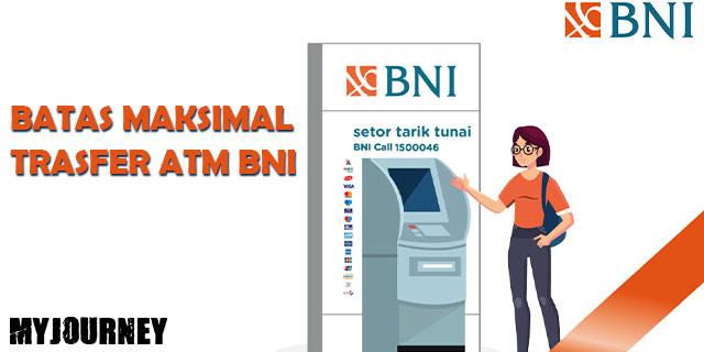 Maksimal Transfer ATM BNI Sesama Beda Bank