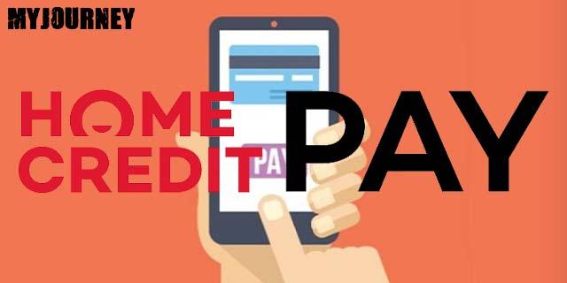 Cara Top Up Home Credit Pay
