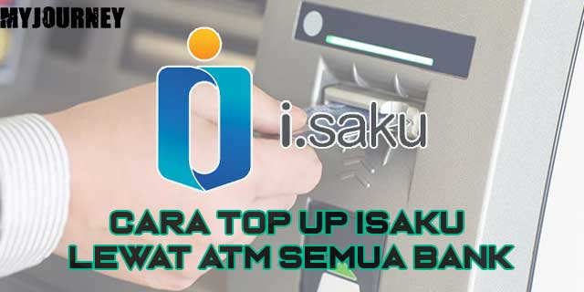 Cara Top Up iSaku Lewat ATM