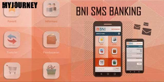 Pilihan Transaksi BNI SMS Banking
