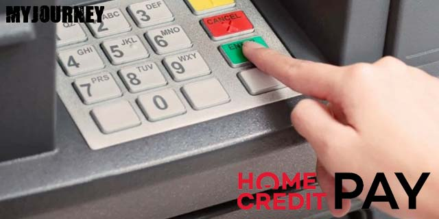 Top Up Home Credit Pay Lewat ATM