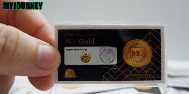 Cara Daftar Distributor MiniGold