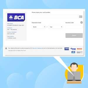 Klik Link Pembayaran