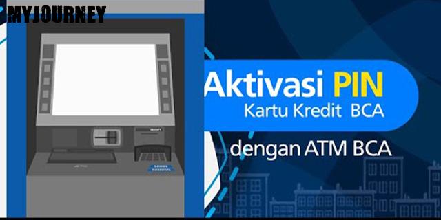 Buat PIN Kartu Kredit BCA Lewat ATM
