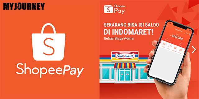 Cara Top Up ShopeePay di Indomaret