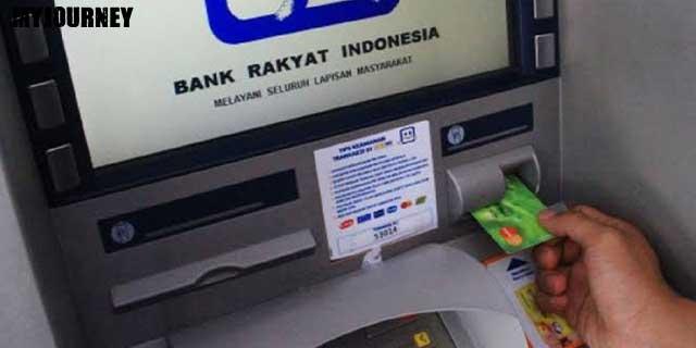 Cara Transfer BRI ke Mandiri Lewat ATM