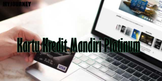 Kartu Kredit Mandiri Platinum