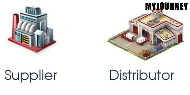 Perbedaan Distributor dan Supplier