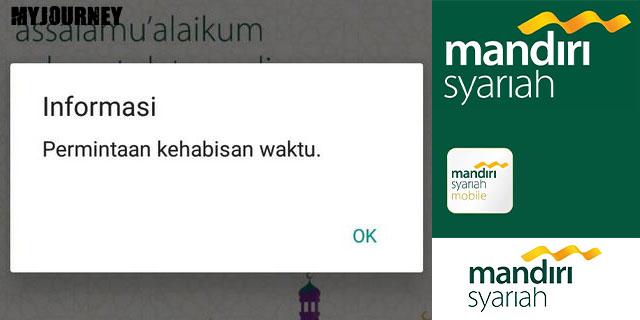 Aplikasi BSM Mobile Banking tidak Bisa Dibuka