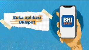 Buka Aplikasi BRISPOT