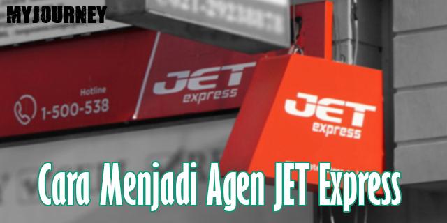 Cara Menjadi Agen JET Express