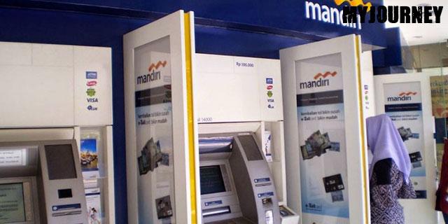 Cara Menonaktifkan SMS Banking Mandiri di ATM