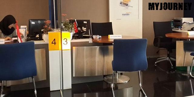 Cara Menonaktifkan SMS Banking Mandiri di Kantor Cabang