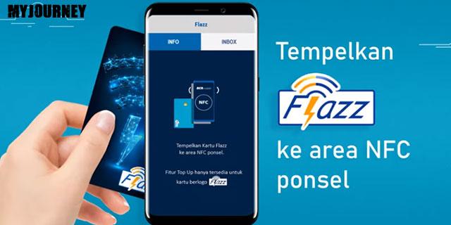 Cara Top Up Saldo Flazz BCA Gen 2 di BCA Mobile