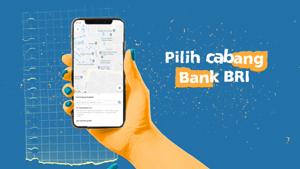 Pilih Cabang Bank BRI