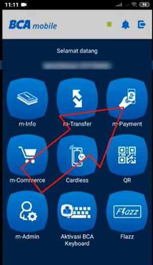 Pilih M Payment