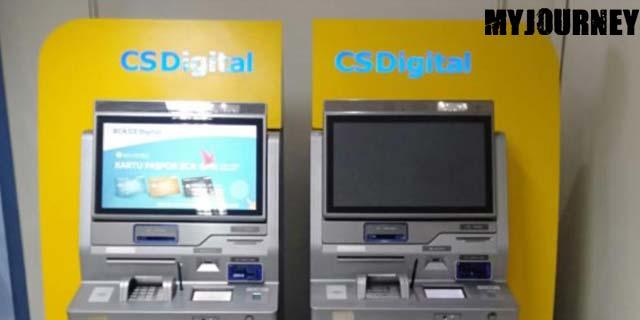 1 Kunjungi Mesin CS Digital Terdekat