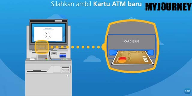 12 Berhasil Ganti Kartu ATM BCA Lewat Mesin CS Digital